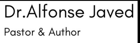 Dr. Alfonse Javed Logo